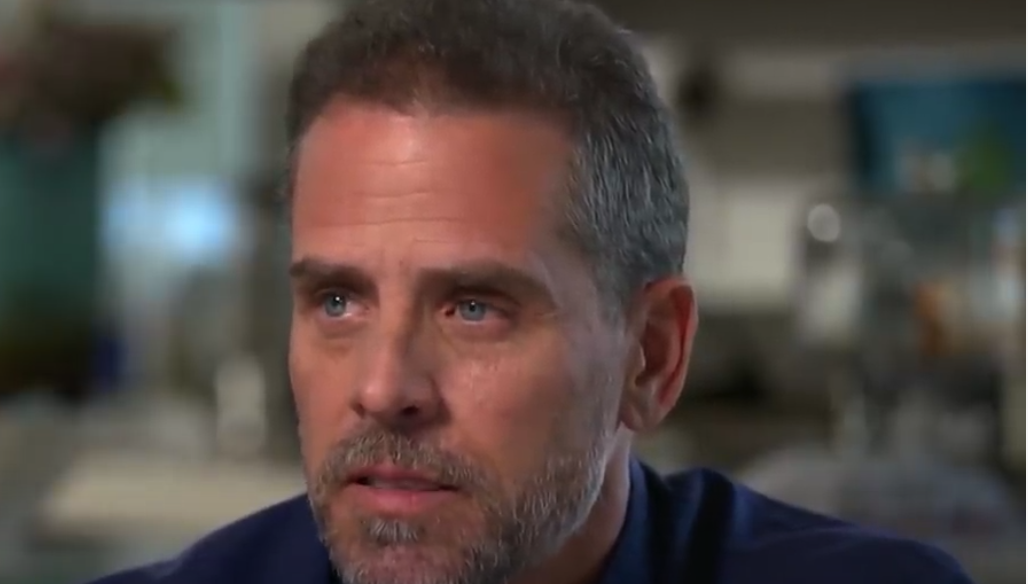Where Is Hunter? In Year-old ABC News Interview Hunter Biden Says He Hopes History Isn't Written Yet And Mentions A Chance For Redemption?