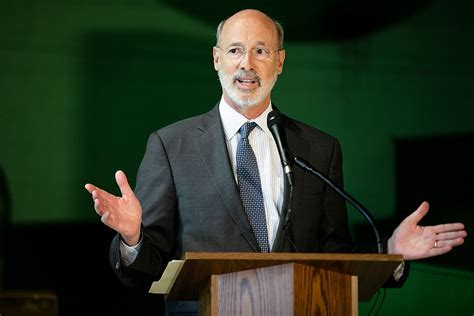 Is Tom Wolf An Idiot? Just Proposing More Taxes On An Unemployed Populace And Failing Economy