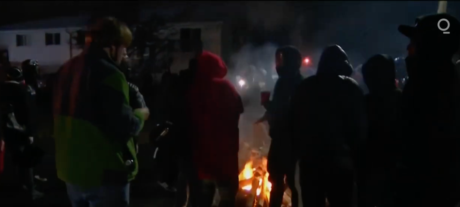 Insurrection – Not Protest