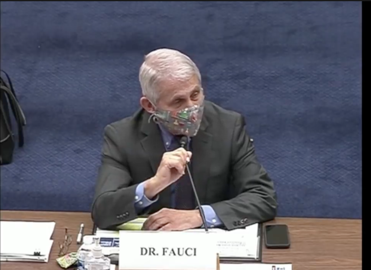 Fauci's Troubling Ties To Wuhan Lab