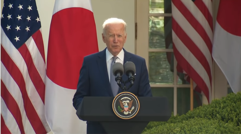 How Japanese PM Wriggled Out Of Tight Spot Regarding Taiwan During Meeting With Biden