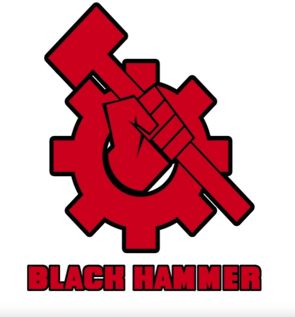 Meet Black Hammer: The Guys Who Think Black Lives Matter Is Too Soft