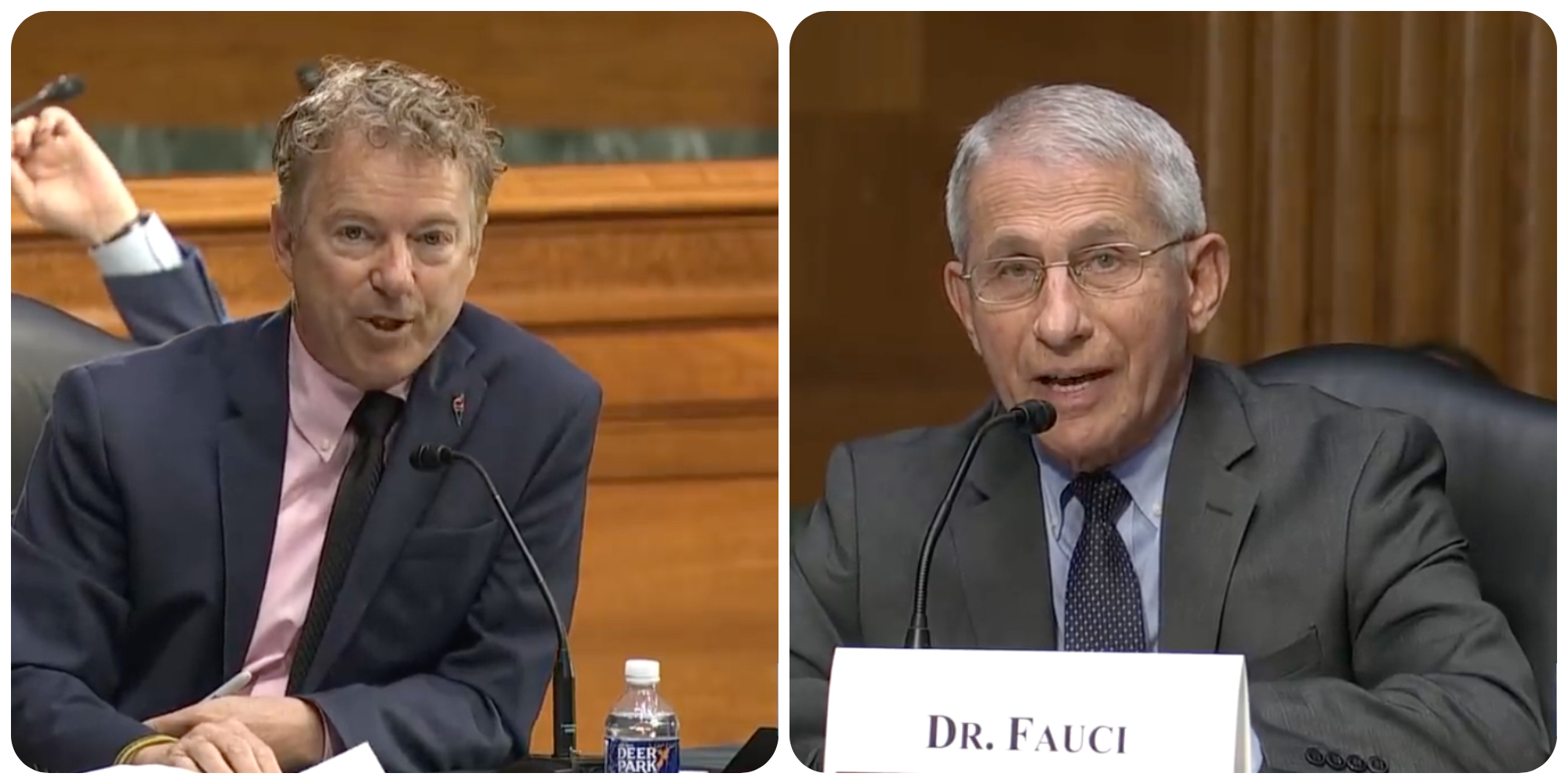 Yes, Dr. Fauci Lied To Rand Paul