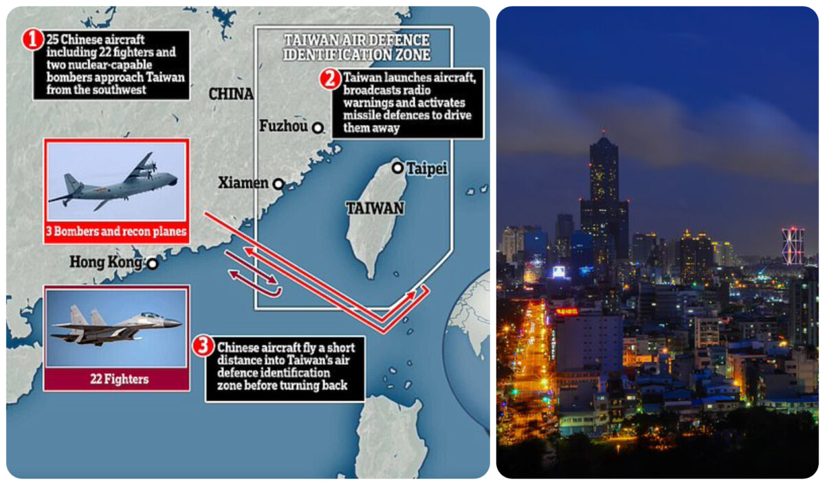 Today's Fiction May Be Tomorrow's Fact – Taiwan Is On The Brink