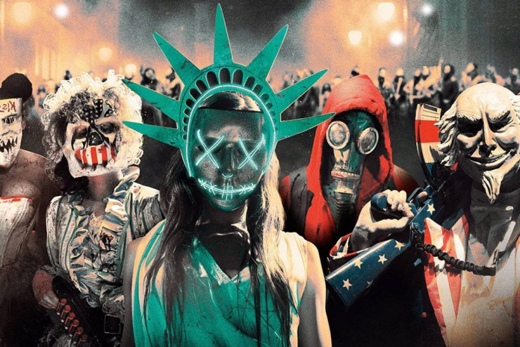 The Purge Becomes Reality – America's Cities Prepare To Fire The Police